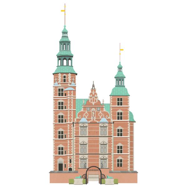 2017_Copenhagen_PhilipKennedy_RosenborgCastle